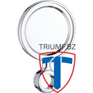 Медальон металлический