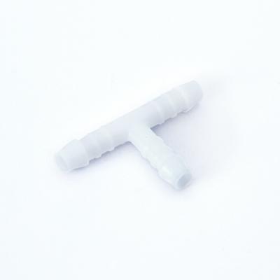 Тройник пластиковый для разводки СО2 т-образный